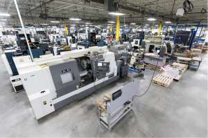 Samsung SL35 CNC Lathe for DFF blog What is Precision Machining